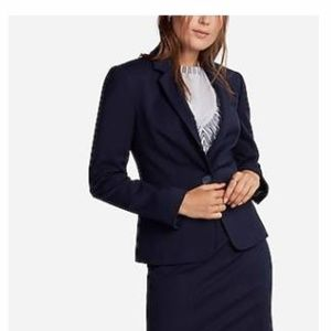 Navy Express Suit- Size 4